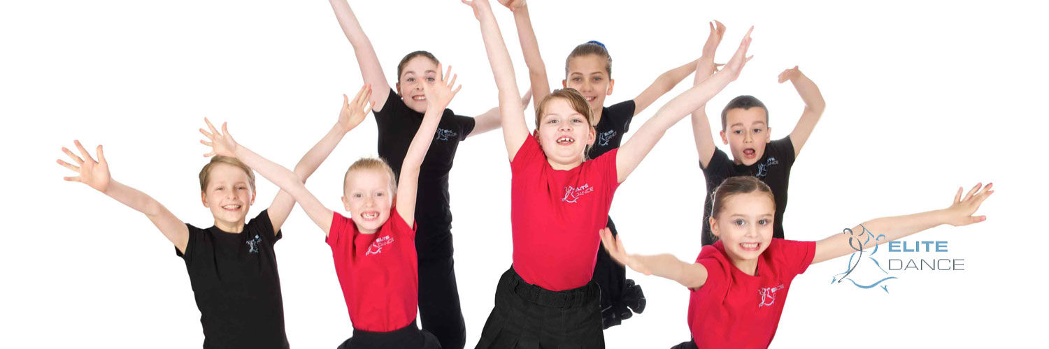 Children's dance classes are perfect for building self-esteem