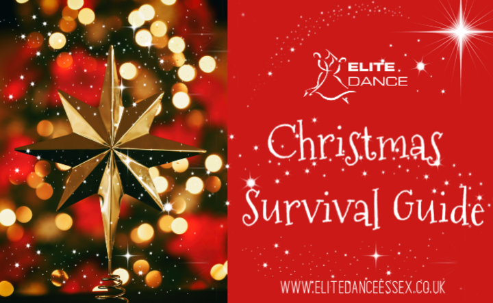 ELITE Dance's Christmas Survival Guide