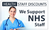 NHS Discount Badge